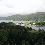 view of Loch Leven towards Tom-na-Creige