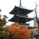 Hida Kokubun-ji Pagoda next door