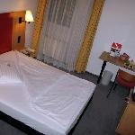 Intercity Gelsenkirchen - room overview