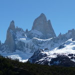 Going to meet the Fitz Roy