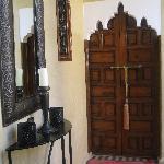 cinnamon room door