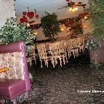 Interior if Restaurant