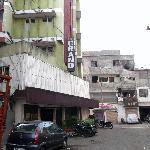 Hotel Grand Nagpur exterior