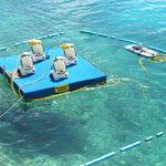 Aqua Nautas system in San Andres Islands