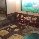 'Kashikiriburo' bath at Yamagaso
