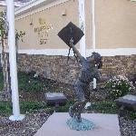 Sculpture extérieure