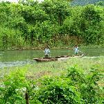 rapti river near gaida