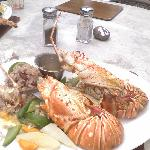 LOBSTER AT KUYABA..YES!!!!!