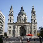 la basilique Szt Istvan