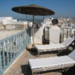 upper roof terrace