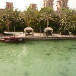 The relaxing waterways..