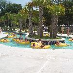 Just a small piece of the lazy river...