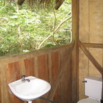 Our Bathroom in the Jungle