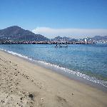beach, jetty