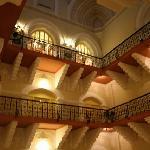 Colonial stairway, Taj Hotel Mumbai