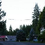 Prospect - hotel on left
