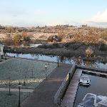 Leitrim Marina Hotel - View from Room 207