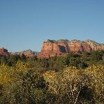 The outskirts of Sedona