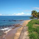 Western beach Puerto Rico