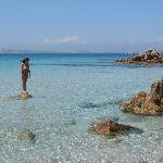 Il mare meravigliolo della Maddalena
