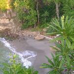 Smugglers Cove beach