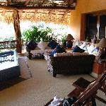 Grand House living area
