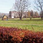 Park Around Hotel Helios