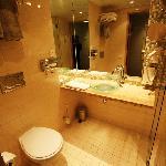Bathroom (Rm 201)