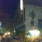 area around the hotel