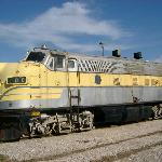 Galveston Island Railroad Museum and Terminal Foto