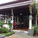 New Breakfast/Restaurant Area