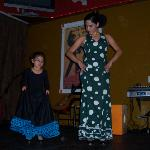Little Flamenco Dancer