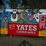 Yates Cider Mill.