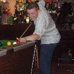 Pool table fun