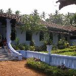 Front of Casa Susegad