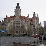 Leipzig Marriott Hotel Foto