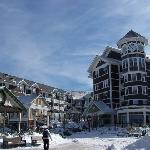 Allegheny Springs Condos at Snowshoe Mountain Foto