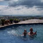 the pool and view. Its fab-u-lous!