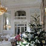 Spiegelsaal/Frühstück
