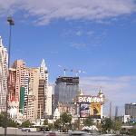Las Vegas Skyline.. lots of new construction