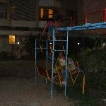 small playground for children