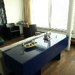 Hotel Marina Lachen Foto