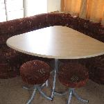 Quality table and stools
