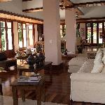 The 'honeymoon suite' La Haut