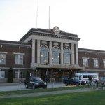 ランカスターの鉄道駅