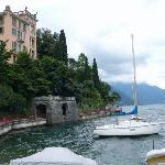 View of Lake Como