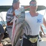46 inch 12 lb rooster fish