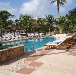 Adult Pool Puerto Aventuras