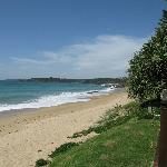 Beach to the Coffs Harbour
