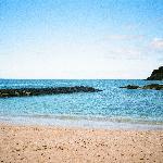 The lagoon behind Surfside